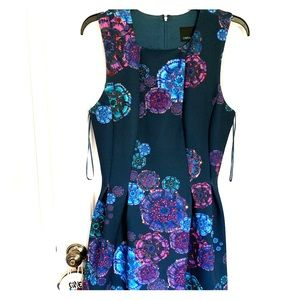 Cynthia Rowley Moonflower Scuba Dress